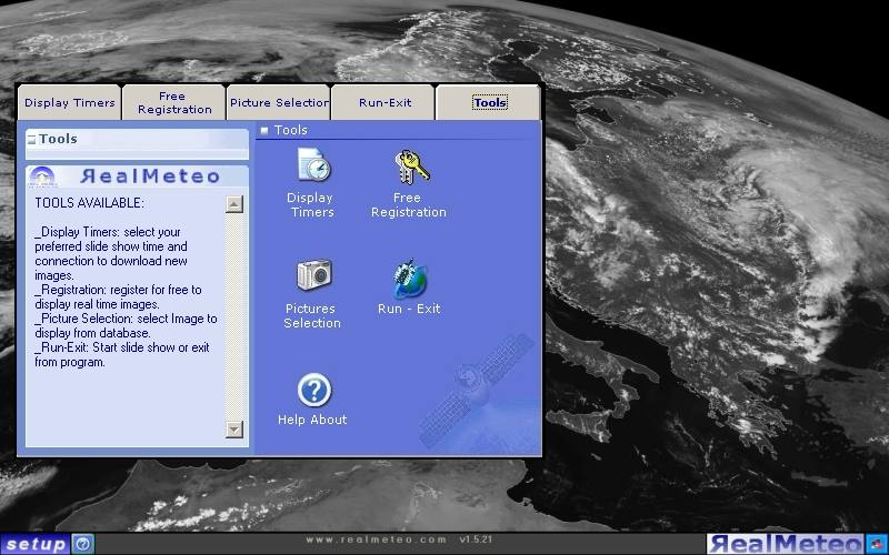RealMeteo 7 screenshot