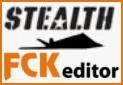 Stealth fckeditor